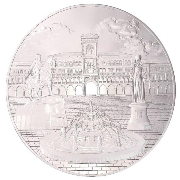 Медаль от президента республики Марий Эл