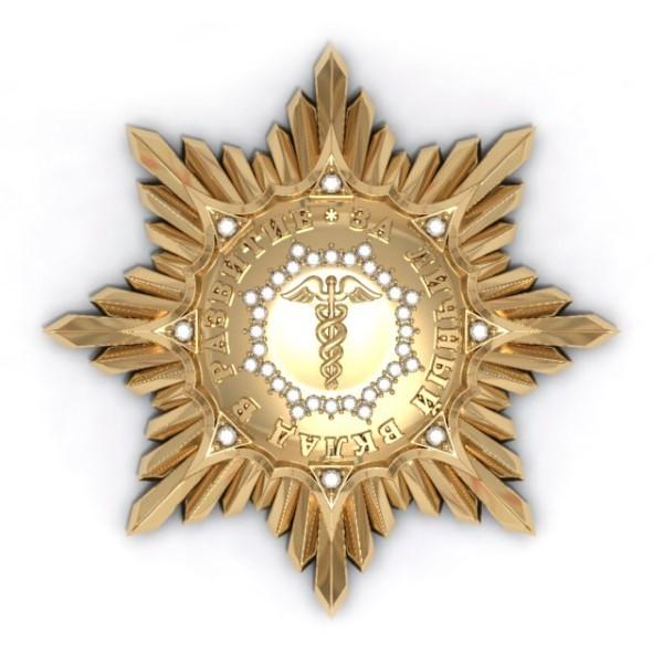 Орден и значок Кадуцей
