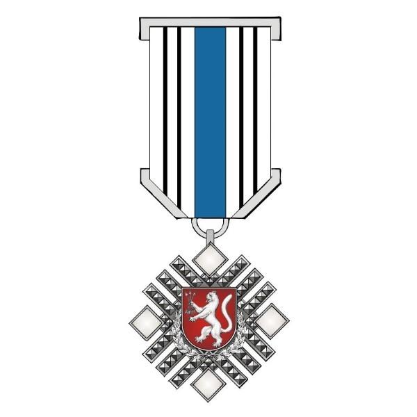 Знак Горномарийского района республики Марий Эл