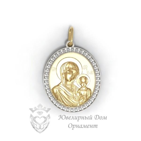 Иконка Казанская Божья Матерь