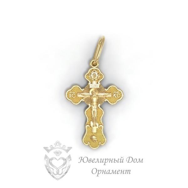 Православный нательный крест