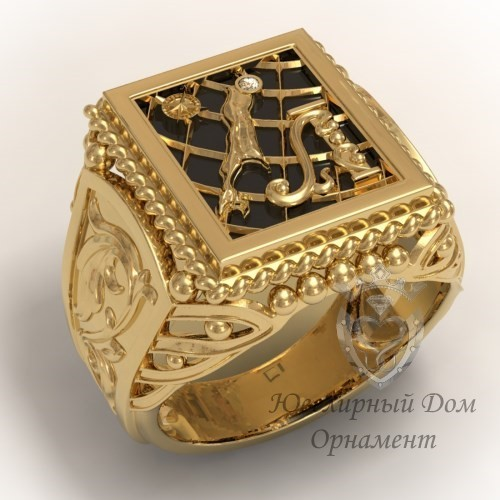 Перстень Сахалин