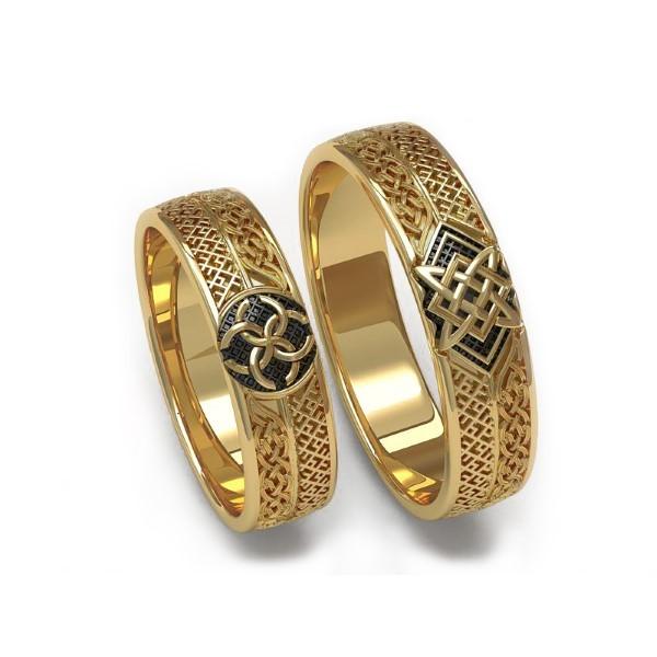 Свадебник - обручальное кольцо